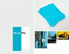 Pro - A brand to be Proud of : Our work : OPX #branding
