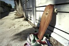 Thrash Venice Me and Gonzo #thrash #burn #meandgonzo #engraving #wood #venice #radness #custom #rad #skateboard #coffin
