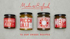 Maker and Merchants food packaging #packaging #typography