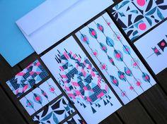 Kaldor Greeting Cards I : Tom Froese Design & Illustration #illustration