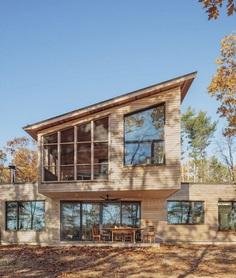 Long Reach Retreat by Kaplan Thompson Architects 1
