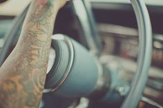 Sailor Jerry – The Mighty Motor #photography