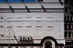 All sizes | us/nyc/windowless bldg/02 | Flickr - Photo Sharing! #architecture #white #facades
