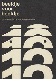 Wim Crouwel #poster