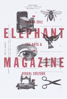 ⚓ #jones #design #graphic #elephant #jack #moviescripts #magazine