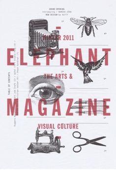 "âš"" #jones #design #graphic #elephant #jack #moviescripts #magazine"