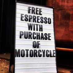 @JANEMOTORCYCLES #moto #photography #sign
