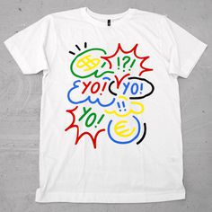 retard genius t shirt graphic #popart #print #drawing #illustration