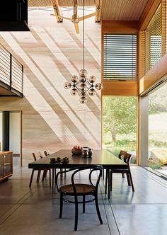 Spring Ranch – Family Retreat by Feldman Architecture