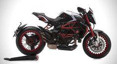 Lewis Hamilton x MV Agusta Dragster RR LH44 Superbike #LewisHamilton #MVAgusta #Dragster