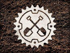 Dribbble - National Trails Day Logo by Alex Deckard