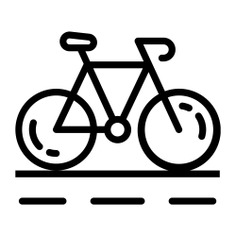 See more icon inspiration related to bike, road, sport, transport, bicycle, sports, exercise, cycling, hobbies and free time, vehicle, transportation and sports and competition on Flaticon.