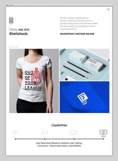 shellshock, website, design, web, shirt