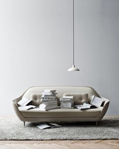 Jaime Hayón: FAVN sofa at iainclaridge.net #lamp #sofa #friz #hayon #books #jaime #furniture #hansen #favn