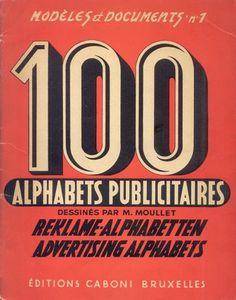 Alphabets-Publicitaires-01-585x745.jpg (JPEG Image, 585745 pixels) #design #illustration #typography #vintage #type #graphic