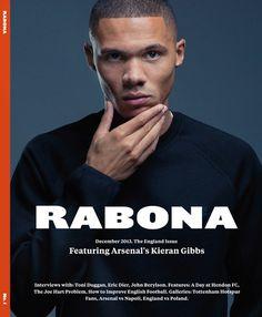 Rabona Magazine No.1 (designed by qusqus) #kieran #rabona #gibbs #football #qusqus #editorial #magazine