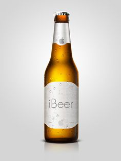 iBeer: Drink Differently #apple #design #beer