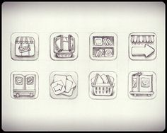 App_store_sketch full #icon #design #app #sketch