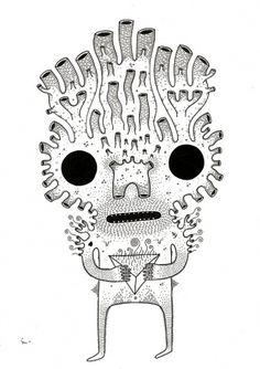 Twelve (NEWishh) : Cosmic Nuggets #illustration