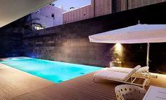 Secret House, Kuwait, by AGi Architects | Architecture | Wallpaper* Magazine #agi #house #secret #architects #city #kuwait #pool