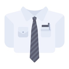 See more icon inspiration related to tie, fashion, pen, clothing and elegant on Flaticon.