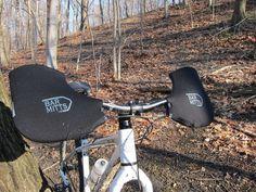 Mountain Bar Mitts For Winter Bike Riding #gadget #bike