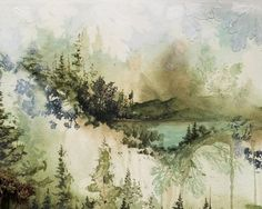 Bon Iver Album Cover on the Behance Network #album #iver #bon #euclide #gregory