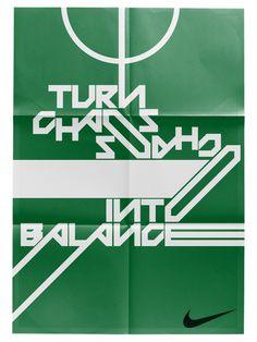 HORT vs NIKE #poster #typography