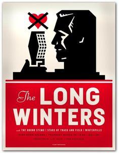 The Long Winters : Mike Krol #poster #mike krol