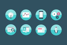 Integrated Change by Nine Sixty #illustrations #icons