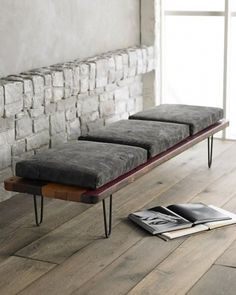 A day in the land of nobody #couch #pillow #awesome #bench
