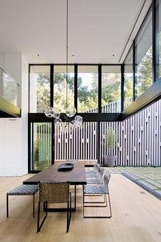 Cole Valley Hillside Home in San Francisco / John Maniscalco Architecture