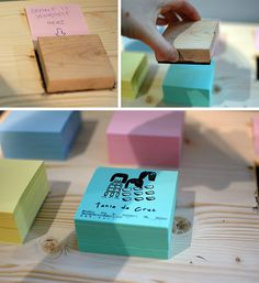 Post-It Notes #business #design #graphic #cards #3d