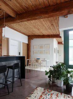 Loft Style Home Designed in a Former Brooklyn Jute Mill 7