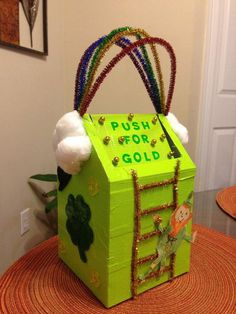 10+ Cool DIY Leprechaun Trap Ideas #diy #trap #leprechaun