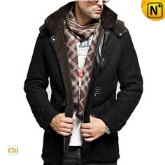 Smart Sheepskin Coats for Men CW878135 #sheepskin #men #for #coats