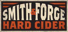 5 | Can Manly Branding Convince Dudes To Drink Hard Cider? | Co.Design | business + design #industrial #cider