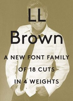 2334.jpg 574×790 pixels #font #ll #lineto #brown #typeface