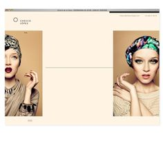 identity patten #interactive #patten #design #website #fashion