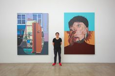 Emanuel Rodriguez   PICDIT #artist #painting #art #mixed #media