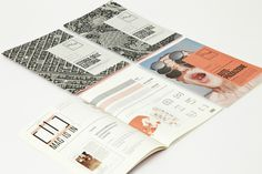 MAG IS IN publication project on Behance #print #editorial #typography