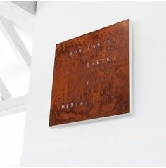 QlockTwo Wall Clock Creator's Edition
