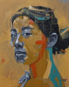 Nam #portrait #chinese #girl