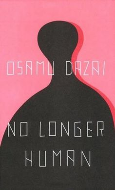 No Longer Human #cover #editorial #book