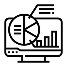 See more icon inspiration related to data, graph, data chart, files and folders, business and finance, ui, pie graph, stats, bar graph, pie chart, presentation, analysis, statistics, file and computer on Flaticon.