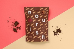 Nourish Snacks – COLLINS #packaging