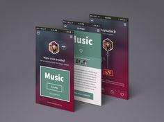 ASU App - Amy Martino - Design + Art Direction #app #mobile