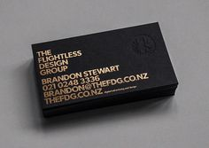 FDG 3 #business card