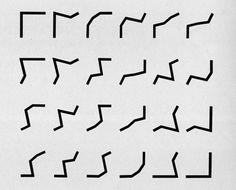 Creative Computer Graphics (1984) - Sci-Fi-O-Rama #print #line #gray #angles