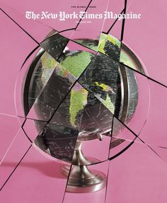 New York Times Magazine Redesign 2015 #cover #editorial #magazine